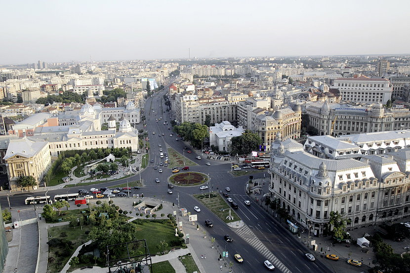 The City of Bucharest