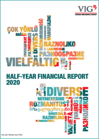 Half-year financial report 2020