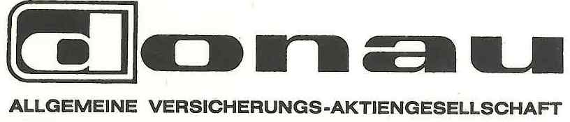 picture of the former logo Donau